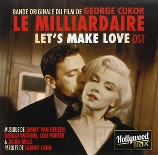 Soundtrack - Let's Make Love, CD