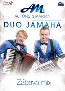 Duo Jamaha  ( Zábava mix )DVD