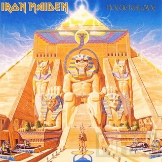 Iron Maiden - Powerslave, CD