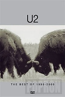 U2 - The Best of 1990 - 2000, DVD