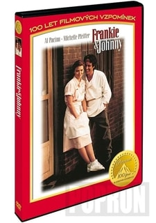 Frankie a Johnny, DVD
