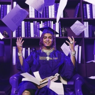 Lil Pump : Harverd Dropout, CD