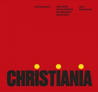 Freetown Quartet : Christiania - Live at Borneteateret, LP
