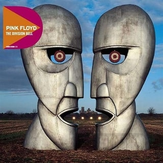 Pink Floyd - Division Bell, CD-DIGIPACK