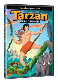 Tarzan: Král džungle 1. série, 2DVD
