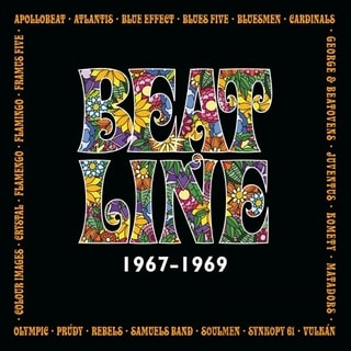 Various - Beatline 1967-1969, CD