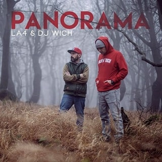 LA4 & DJ Wich - Panorama, CD