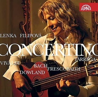 Lenka Filipová - Concertino, CD
