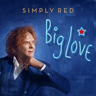 Simply Red - Big Love, CD
