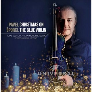 Šporcl Pavel :Christmas On The Blue..., CD