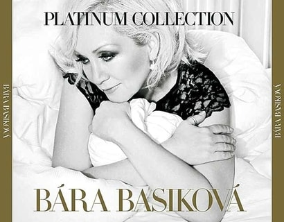 Bára Basiková - Platinum Collection, CD