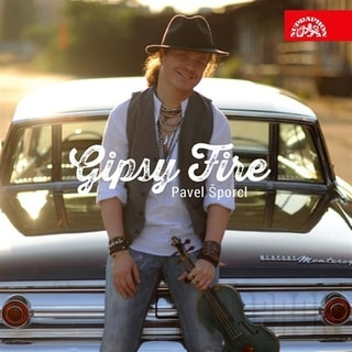 Pavel Šporcl - Gipsy Fire, CD