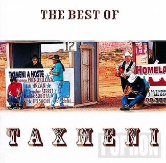 Taxmeni - Best Of, CD