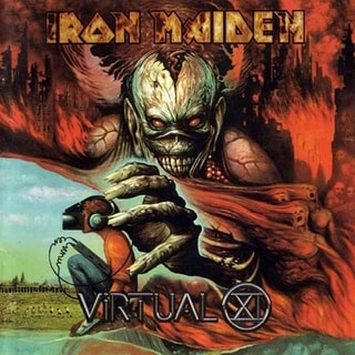 Iron Maiden - Virtual XI, CD