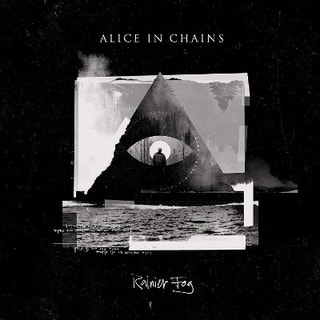 Alice In Chains - Rainier Fog, CD