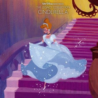 Soundtrack - Cinderella /Popelka/ (The Legacy Edition), CD