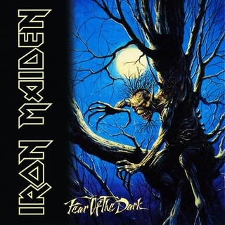 Iron Maiden - Fear Of The Dark, CD
