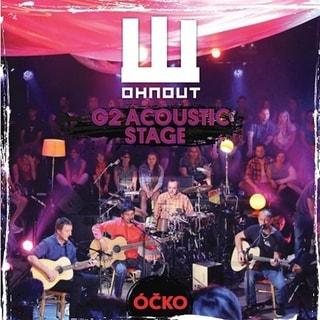 Wohnout - G2 Acoustic Stage, CD+DVD