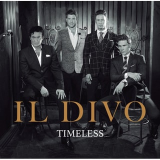 Il Divo : Timeless, CD