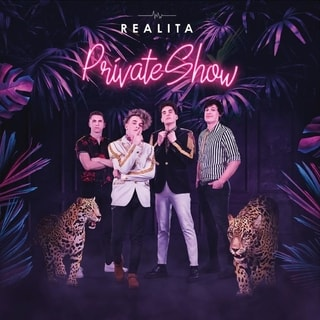 Realita : Private Show, CD