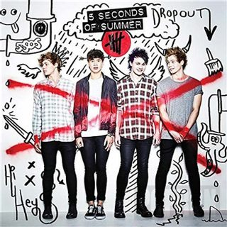 5 Seconds Of Summer - 5 Seconds Of Summer, CD
