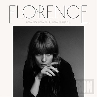 Florence & The Machine - How Big How Blue How Beautiful, CD