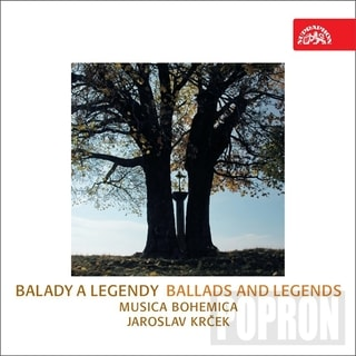 Musica Bohemica - Balady a legendy, CD