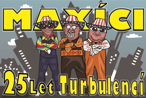 Maxici : 25 Let Turbulenci, CD