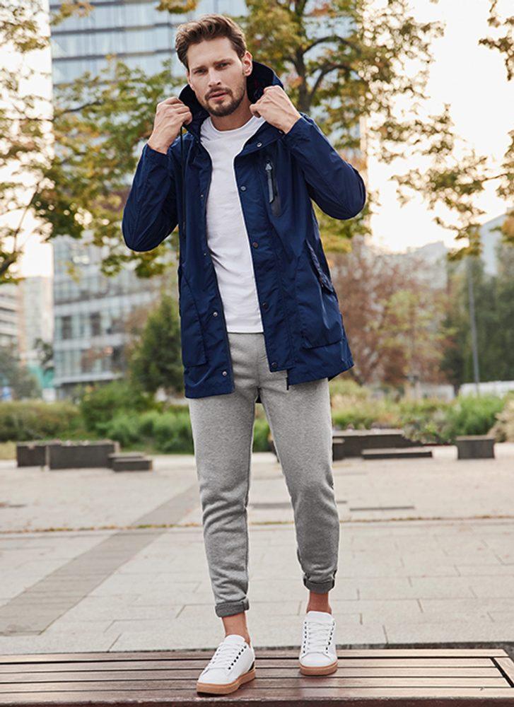 Pohodlný podzimní outfit
