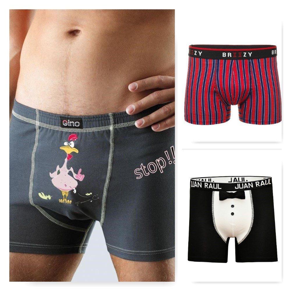 Dárky na Valentýna pro vašeho partnera spodní pánské prádlo