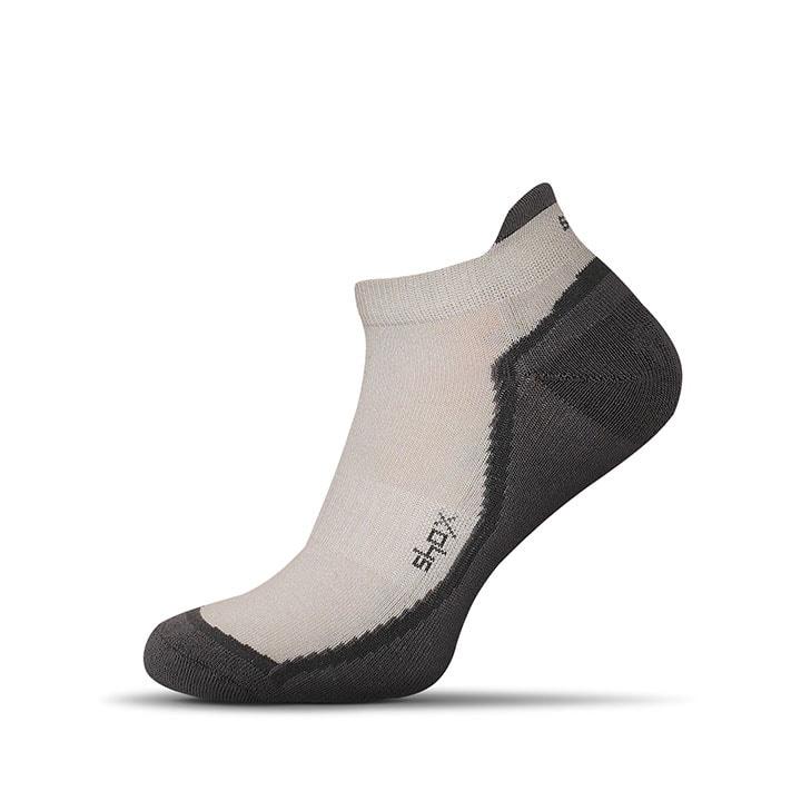 Shox Šedé bavlněné pánské ponožky - 44-46
