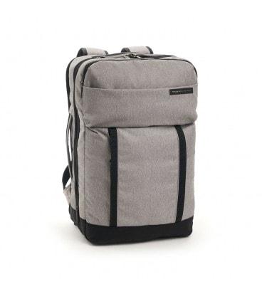 Hedgren Světle šedý super batoh KEY