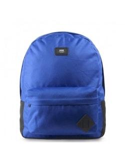 3ed35dbf26 Skladem Pánský ruksak MN OLD SKOOL tmavě modrý ...