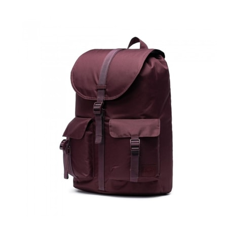 Trendy bordó batoh POLY PLUM