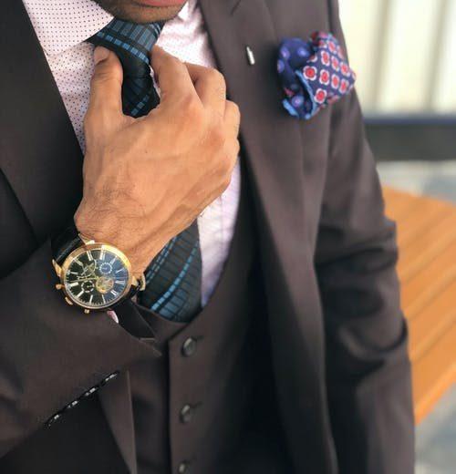 elegantní look pro pány