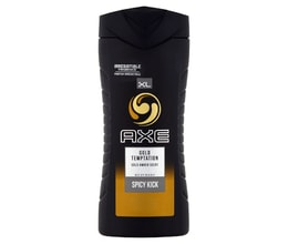 AXE Gold Temptation sprchový gel 400ml
