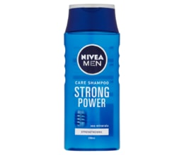 Nivea Men Šampon Strong Power 250ml