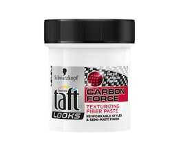 Taft Looks Carbon Force pasta na vlasy 130ml