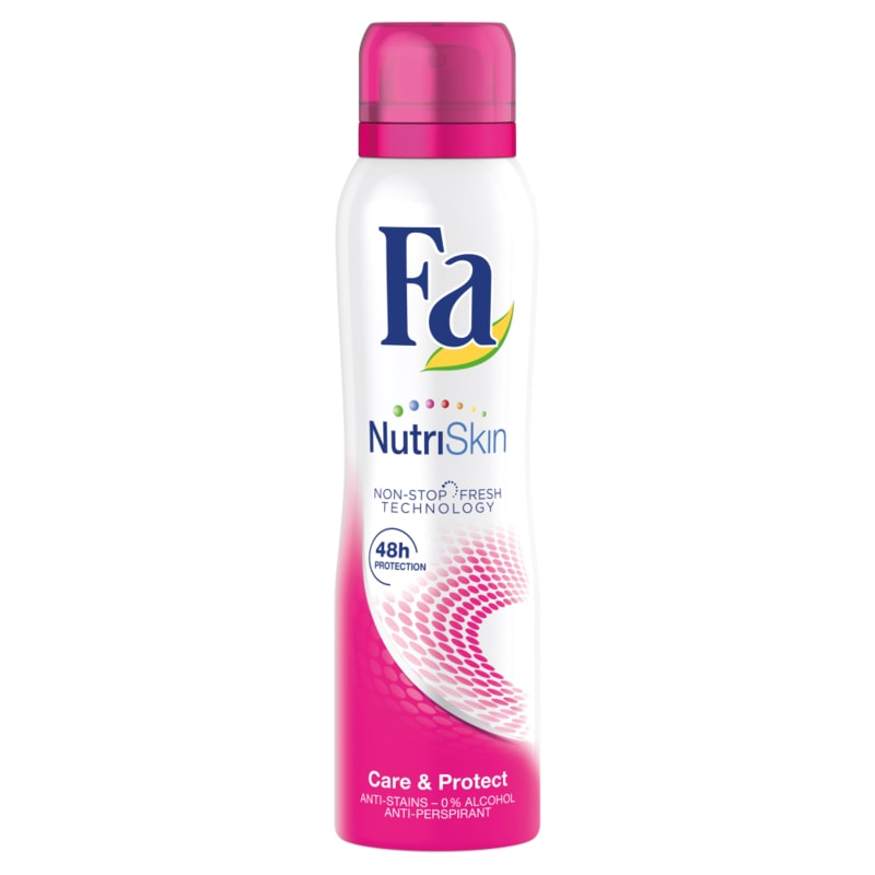 Fa Nutri Skin Care&Protect Deosprej 150ml