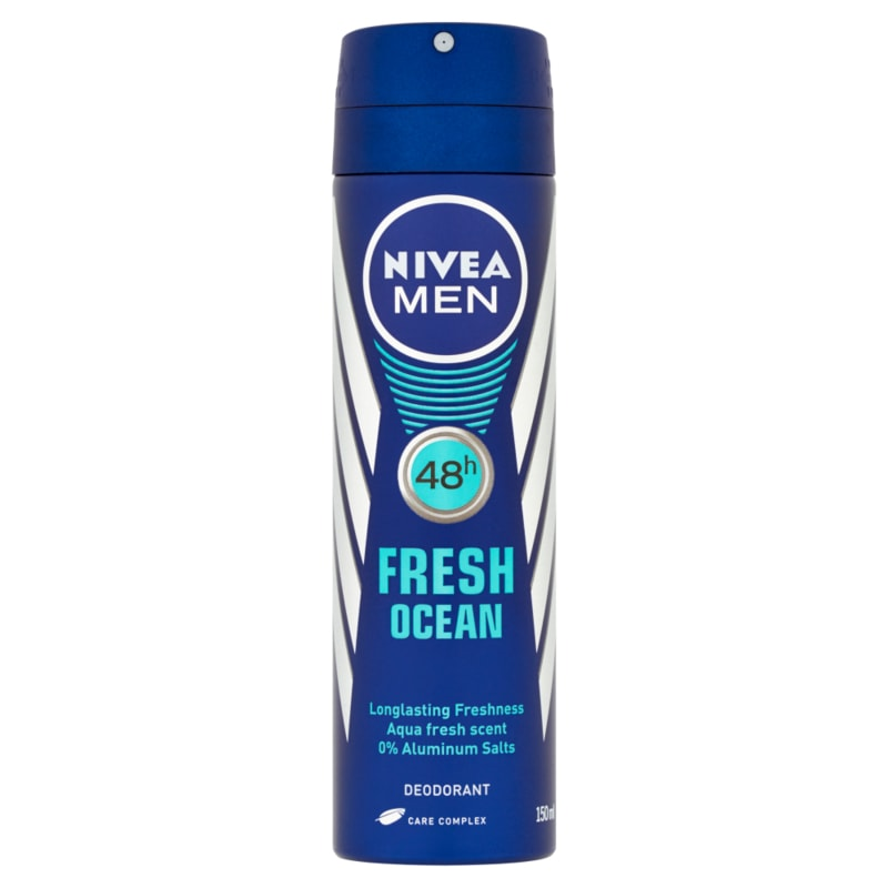 Nivea Men Fresh Ocean deodorant ve spreji 150ml