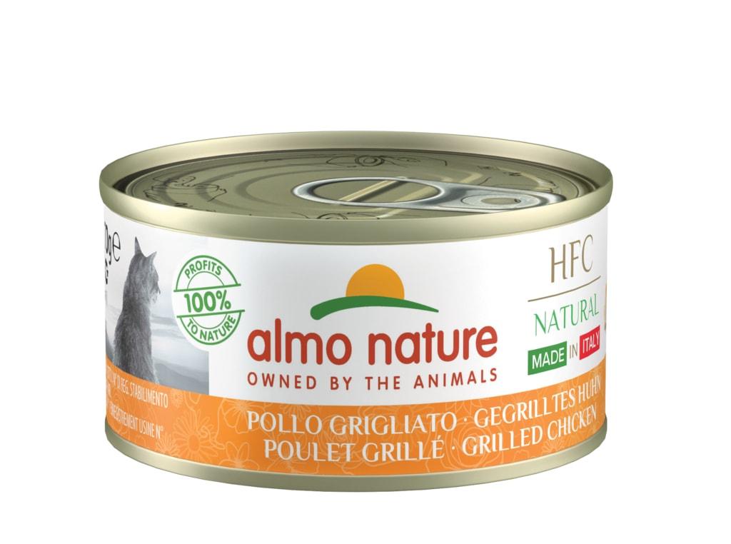 Almo Nature HFC - Grilované kuřecí maso 70g