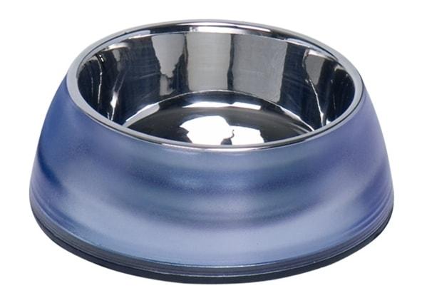 Nobby Diva Clear miska v modrém pouzdře 500ml
