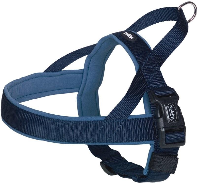 Nobby CLASSIC PRENO norský postroj L/XL modrý