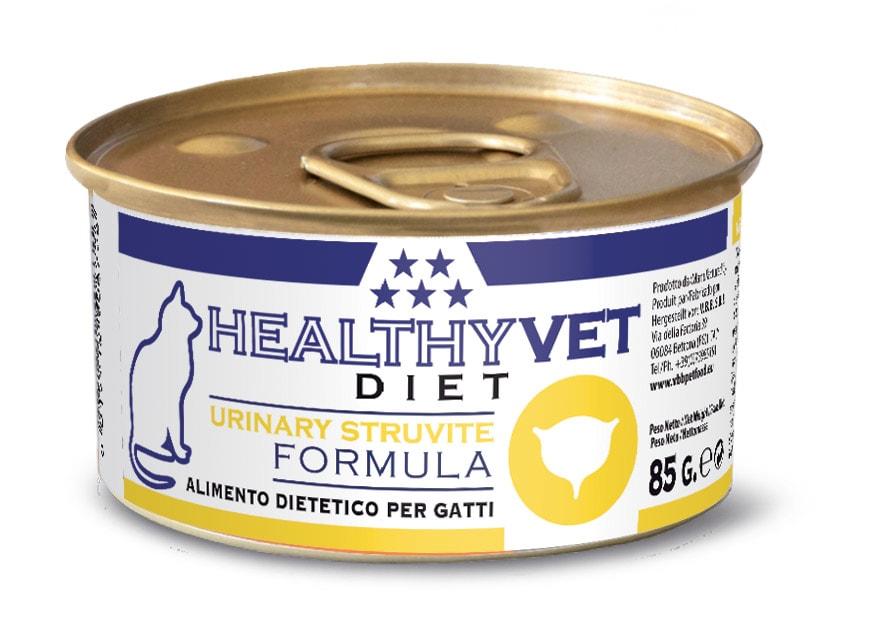 HEALTHYVET DIET cat Urinary Struvite 85 g