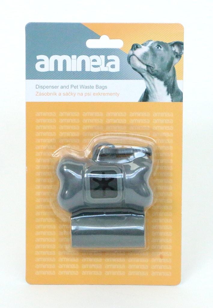 Zásobník Aminela s jednou rolí pytlíků