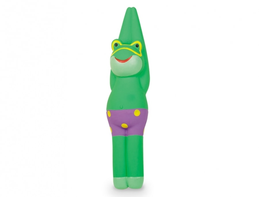 Nobby Diving Frog latexová hračka pro psa 1ks