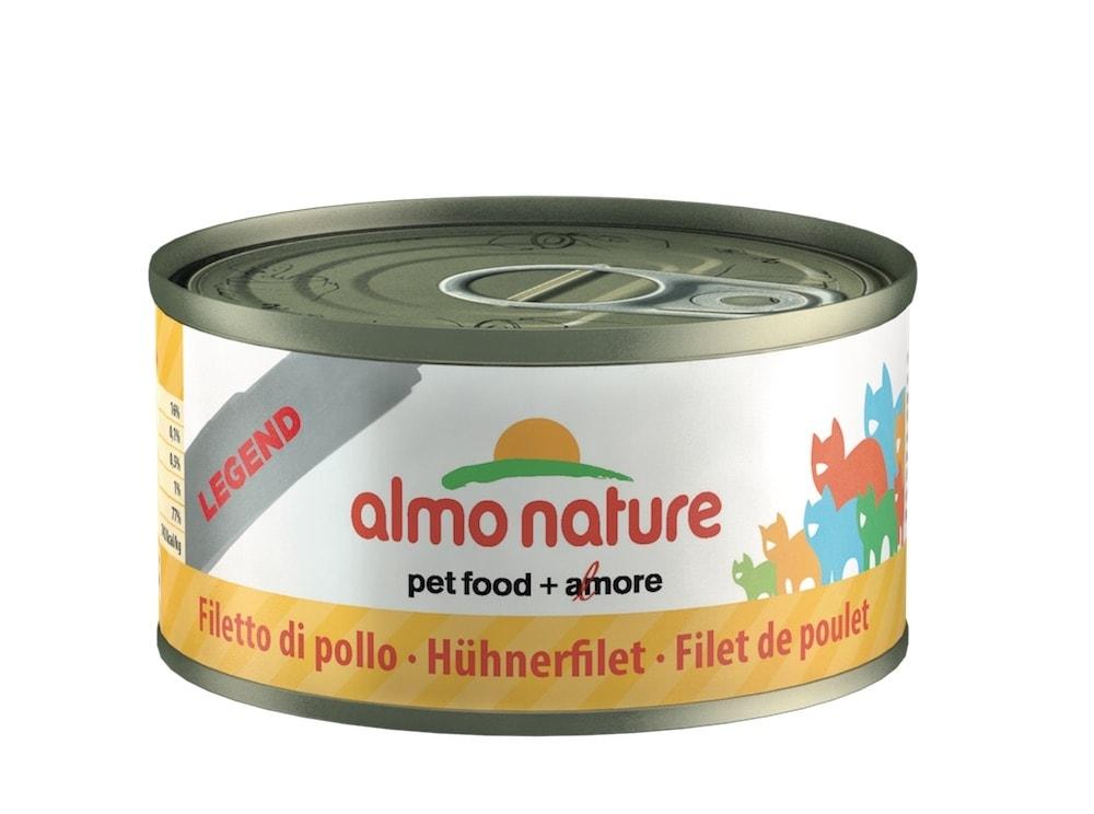 Almo Nature HFC - Kuřecí filet 70g výhodné balení 24ks