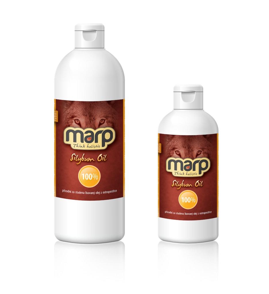 Marp Holistic - Ostropestřcový olej 250ml