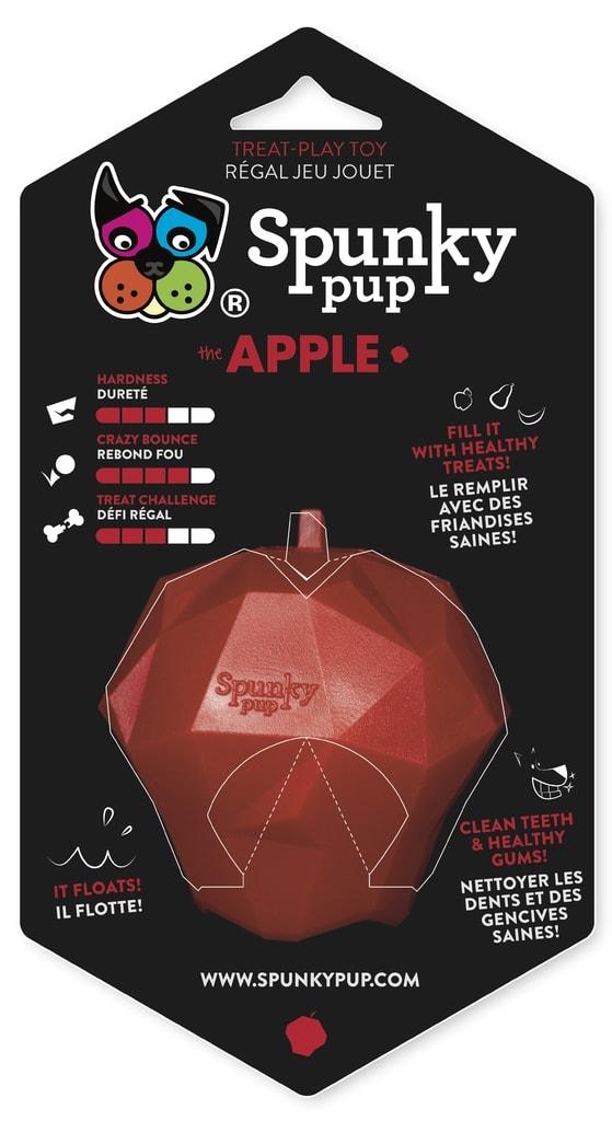 Jablko na pamlsky Spunky Pup 7cm