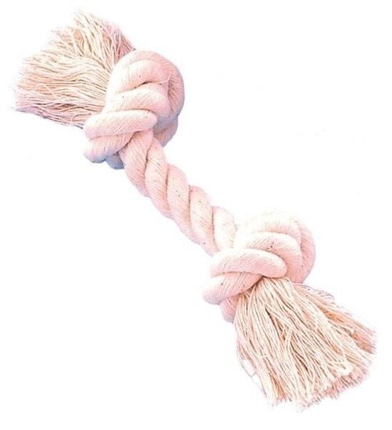 Nobby bavlněný uzel pro psy přírodní 390g